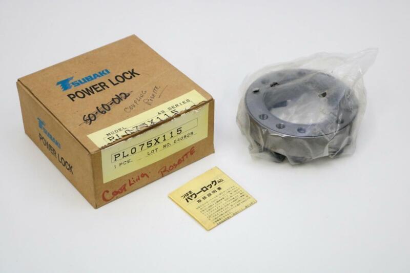 Tsubaki  PL075X115 Power Lock Coupling