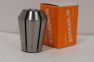 New Schaublin E-25 932 Collet For Emco Maximat Mill Or Lathe. Swiss Made