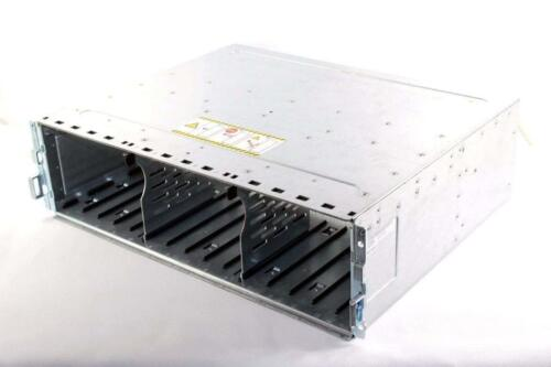 OEM Dell EMC KTN-STL 15-Bay FC 2x4GB Fibre Channel Enclosure WC137 0WC137