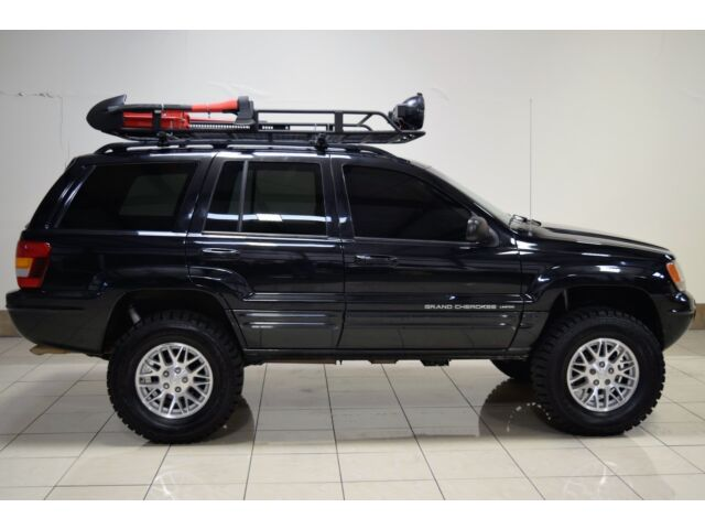 2004 Jeep Grand Cherokee Lift Kit