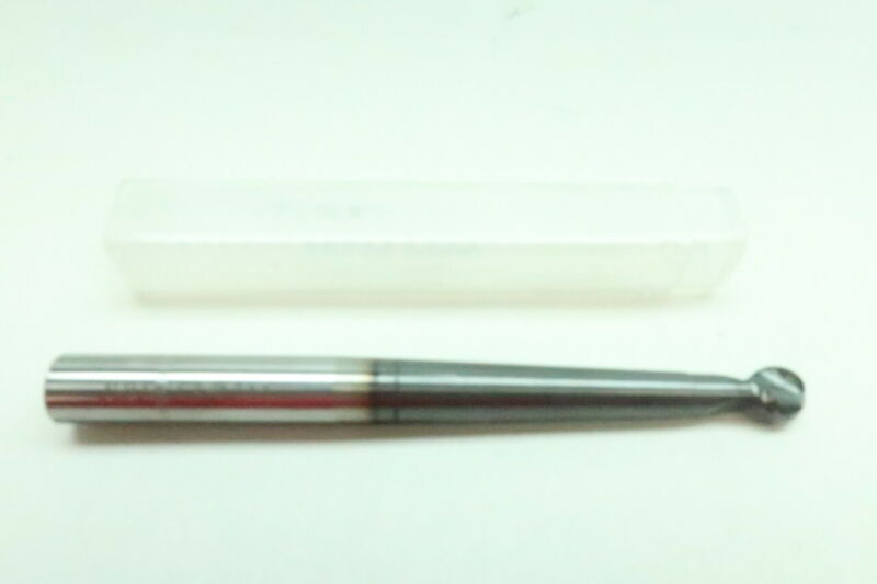 Guelph J2043 Ballnose End Mill