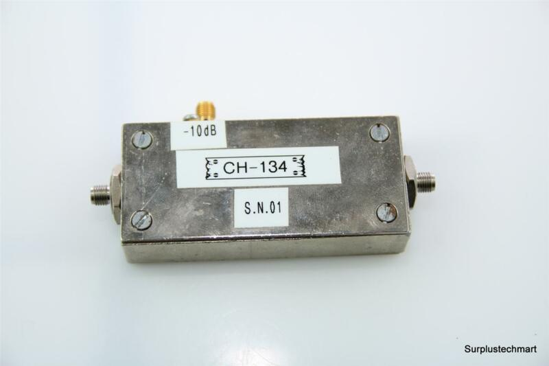 MACOM CH-134 BI-DIRECTIONAL COUPLER 10MHz - 500MHz SMA(f)