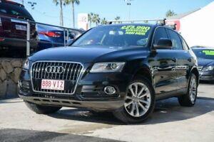 2014 Audi Q5 8R MY15 TFSI Tiptronic Quattro Black 8 Speed Sports Automatic Wagon