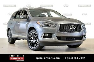 2018 Infiniti QX60 AWD Premium Deluxe Touring Driver assistance