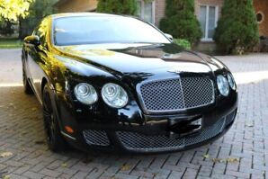 One owner low km (Bentley continental GT speed)