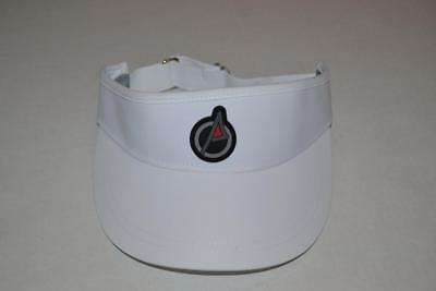 Scotty Cameron White GALLERY Release  Pin flag Logo Golf Tour  Visor Hat Scotty Golf Visor