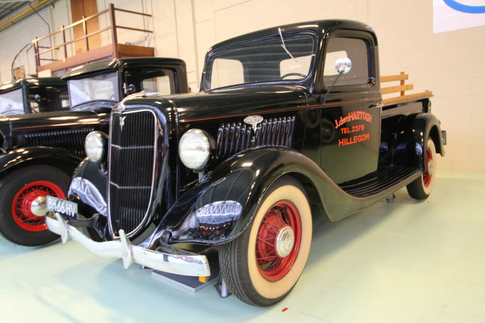 Ford 50-830 Pickup 1935