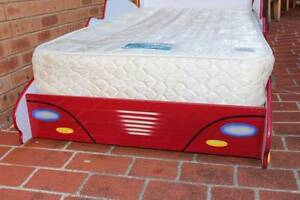 Kids Car Bed... Isabella Plains Tuggeranong Preview