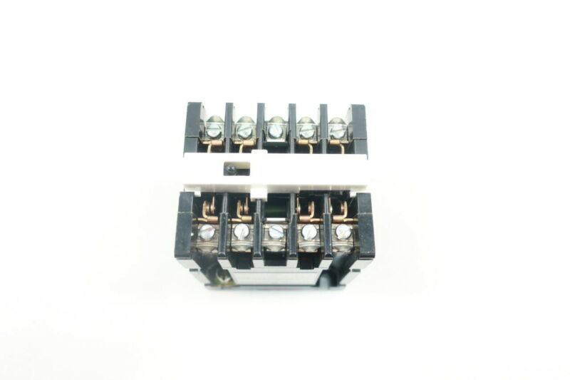 General Electric Ge CR120AD02247AA Industrial Dc Relay 48v-dc