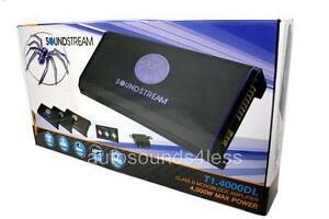 Soundstream 8 subwoofer