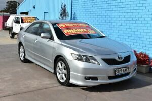 2007 Toyota Camry ACV40R 07 Upgrade Sportivo Silver 5 Speed Automatic Sedan Enfield Port Adelaide Area Preview