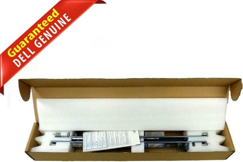 Dell PowerEdge R210 R220 2/4 Post Static 1U Rackmount Rack Rail Kit JWFR6