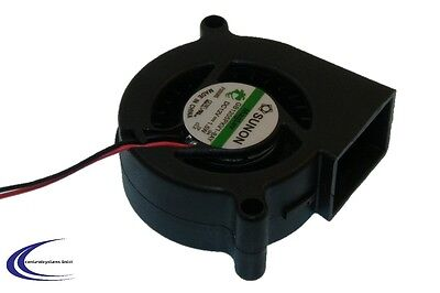 Sunon Radiallüfter GB1205PKV1-8AY 50x50x20 Lüfter Ventilator Radial FAN