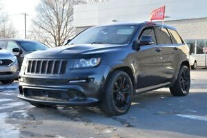 2012 Jeep Grand Cherokee *SRT8*AWD*CUIR*TOIT*NAVIGATION*CAMERA*2