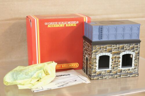 HORNBY R520 BR WATER TOWER MODEL RAILWAY KIT MINT BOXED nr