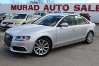 2011 Audi A4 !!! LEATHER HEATED SEATS !!! Oshawa / Durham Region Toronto (GTA) Preview
