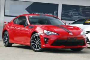 2018 Toyota 86 ZN6 GTS Red 6 Speed Sports Automatic Coupe