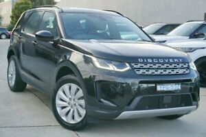 2019 Land Rover Discovery Sport L550 20MY SE Santorini Black 9 Speed Sports Automatic Wagon