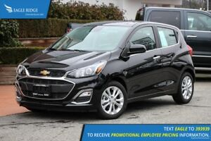 2019 Chevrolet Spark 2LT CVT Heated Seats & Backup Camera