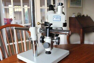 Meiji Microscope Emz-5tr Ma502 Pbh Stand Configuration System.