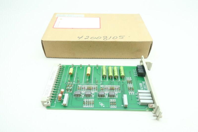 Abb AE-25026-K2 720093 Stal U/i Converter Pcb Circuit Board