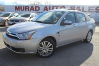 2009 Ford Focus !!! 105,000 KMS !!! SUNROOF !!!