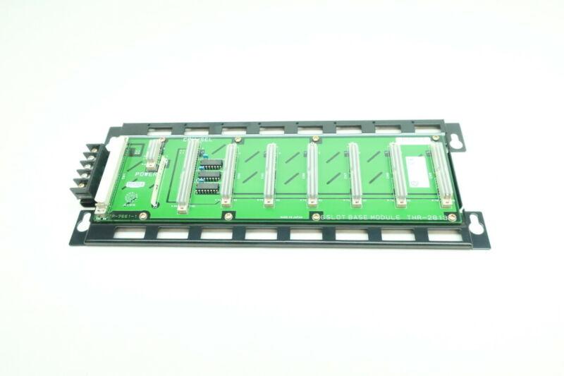 Toyoda THR-2813 6-slot Base Module