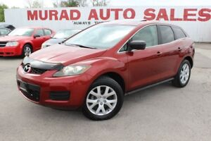 2007 Mazda CX-7 !!! SUNROOF !!!