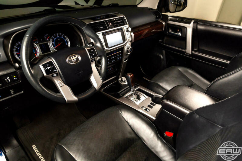 Image 22 Voiture American used Toyota 4Runner 2016