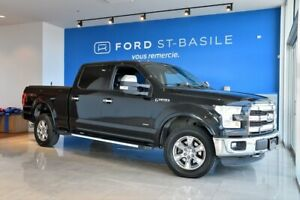 2015 Ford F-150 LARIAT+LED+NAV+TOIT+CUIR+502A++ MAINTENANCE DONE