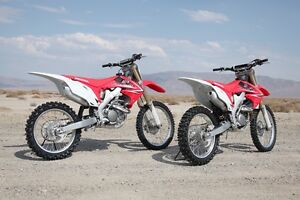 Looking for honda dirtbike