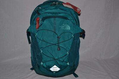 AUTHENTIC THE NORTH FACE W BOREALIS HARBOR BLUE BACKPACK BOOKBAG DAYPACK  NEW
