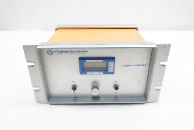 Orbisphere 2606 Oxygen Indicator