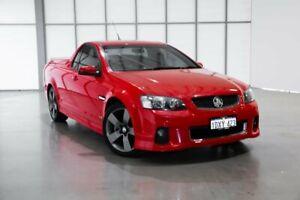 2012 Holden Ute VE II SS Thunder Red 6 Speed Manual Utility