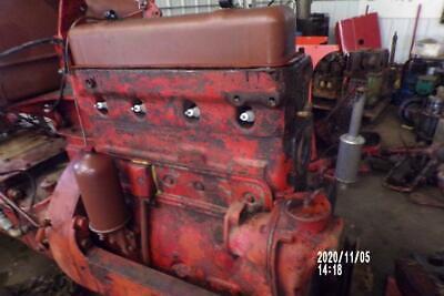 Original Farmall M Tractor Running Engine Motor Ihc M