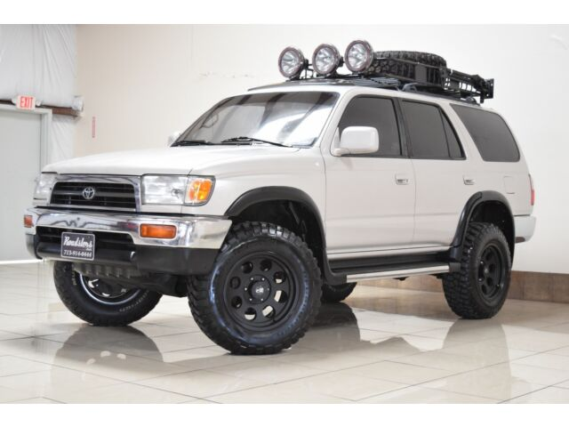 Image 1 of Toyota: 4Runner LIFTED…