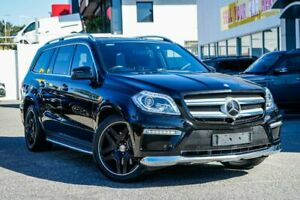 2015 Mercedes-Benz GL-Class X166 GL350 BlueTEC 7G-Tronic + Edition S Black 7 Speed Sports Automatic