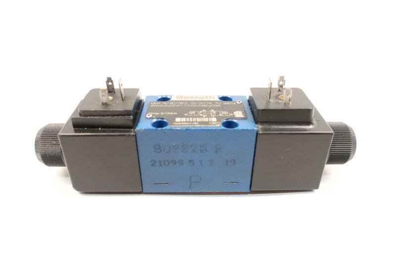 Rexroth R978017813 Hydraulic Directional Control Valve 120v-ac 5100psi