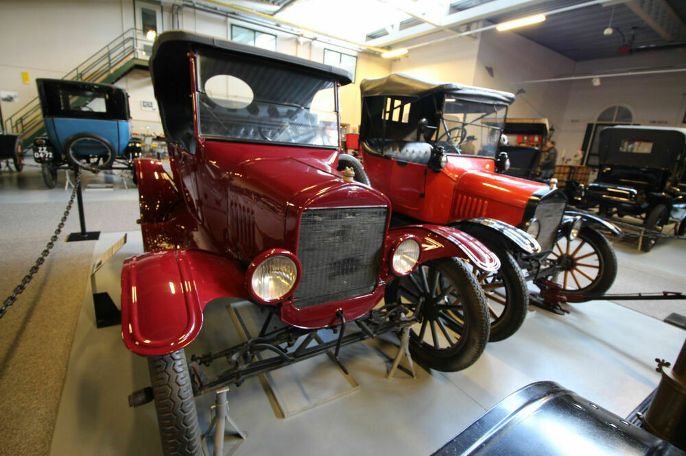 Ford T Runabout 1921