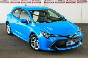 2020 Toyota Corolla ZWE211R Ascent Sport E-CVT Hybrid Eclectic Blue 10 Speed Constant Variable Rockingham Rockingham Area Preview