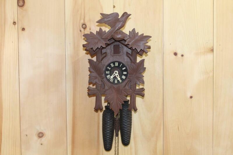 German Black Forest 8 Day Cuckoo Clock
