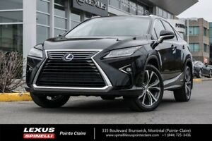 2016 Lexus RX 450h HYBRID!!! LUXURY, NAV, PARKING SONARS HYBRID