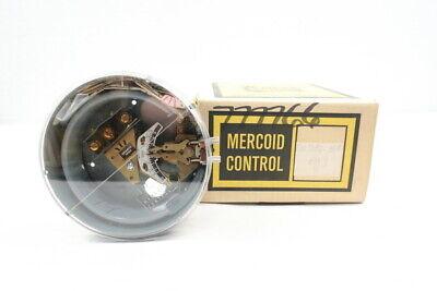 Mercoid Da7032-153 Rg 9 Pressure Switch 14in 10-300psi 125250480v-ac
