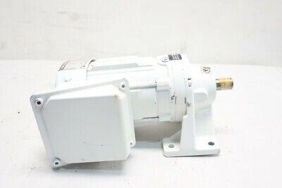 Sumitomo Cnhms03-6070yb-8 Gearmotor 81 219rpm 3ph 13hp 230460v-ac