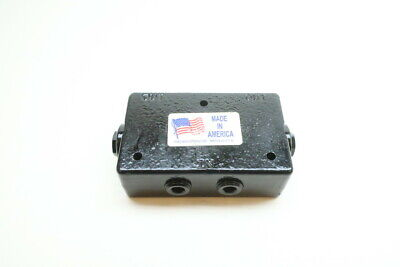 Hci-prince Rd-1450 Pilot Operated Hydraulic Check Valve 12in Npt 3000psi