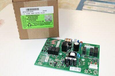 NEW ORIGINAL Whirlpool Refrigerator Main Control Board -WPW10312695 or W10312695