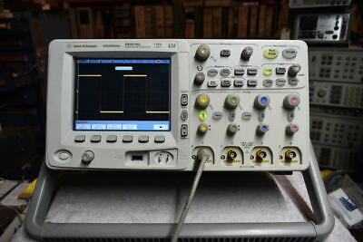 Agilent Dso6104a 1 Ghz 4 Gss Mhz 4 Channel Digital Oscilloscope