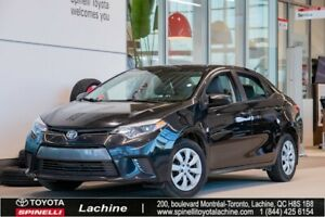 2016 Toyota Corolla LE HEATED SEATS! BLUETOOTH! BACK UP CAMERA!