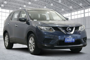 2016 Nissan X-Trail T32 TS X-tronic 2WD Blue 7 Speed Constant Variable Wagon Victoria Park Victoria Park Area Preview