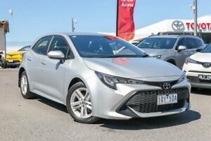 2020 Toyota Corolla Mzea12R Ascent Sport Silver 10 Speed Constant Variable Hatchback Dandenong Greater Dandenong Preview